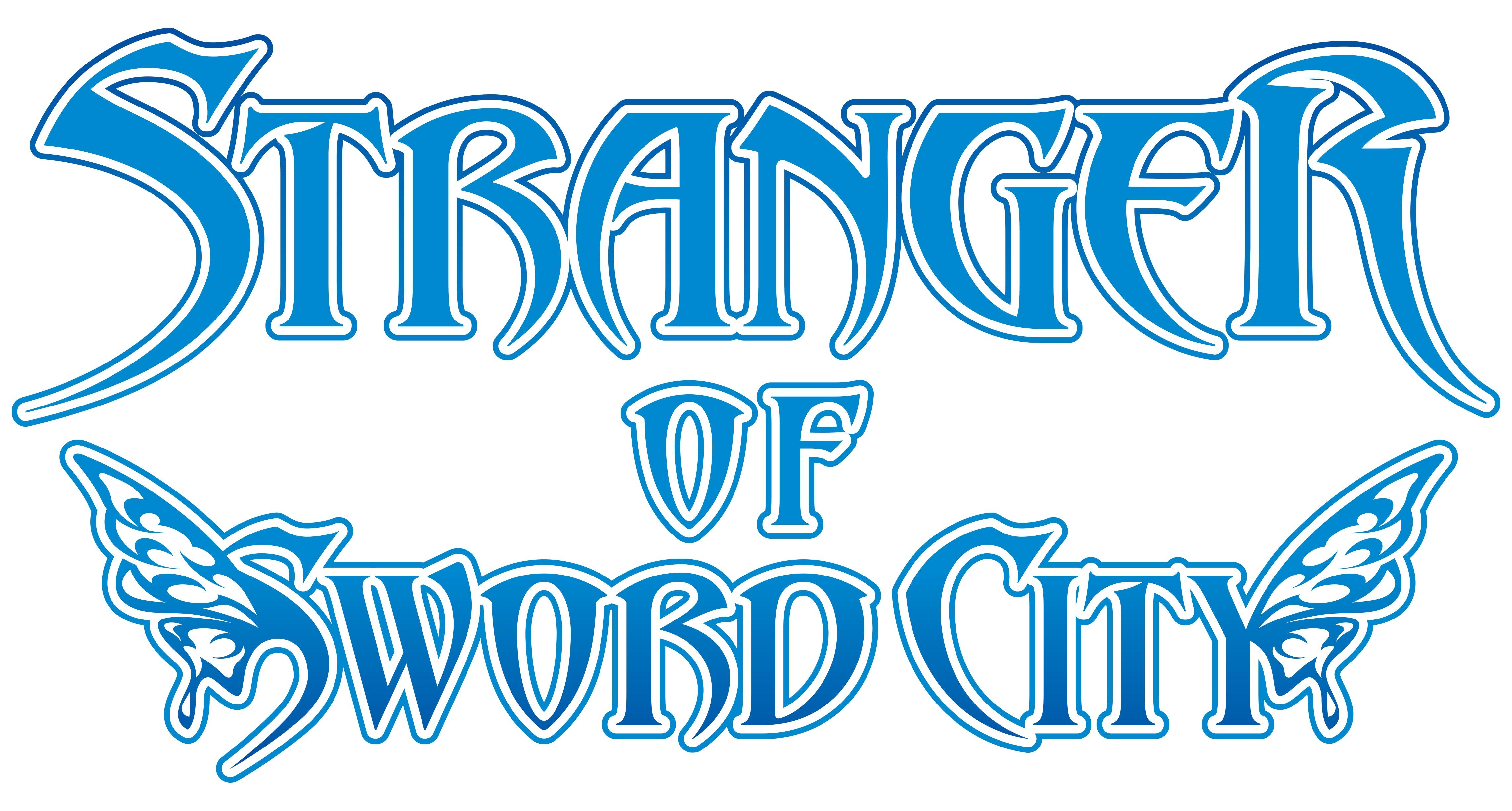 Logo del gioco Stranger of sword city per PSVITA