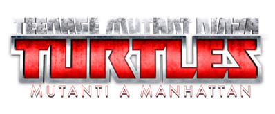 Logo del gioco Teenage Mutant Ninja Turtles: Mutanti a Manhattan per Xbox 360