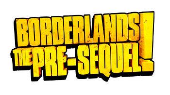 Logo del gioco Borderlands: The Pre-Sequel per Playstation 3