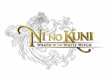 Logo del gioco Ni No Kuni: La Minaccia della Strega Cinerea per PlayStation 3