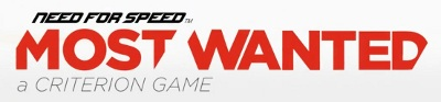 Logo del gioco Need for Speed: Most Wanted per Xbox 360