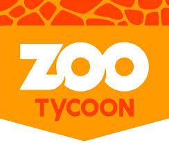 Logo del gioco Zoo Tycoon per Xbox One