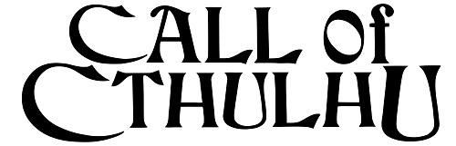 Logo del gioco Call of Cthulhu per PlayStation 4