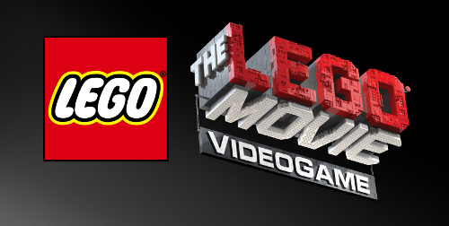 Logo del gioco The LEGO Movie Videogame per Nintendo Wii U