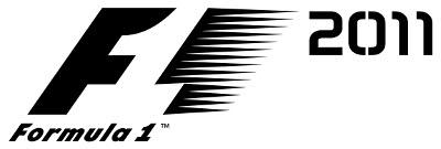 Logo del gioco F1 2011 per PlayStation 3