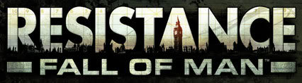 Logo del gioco Resistance: Fall of Man per Playstation 3