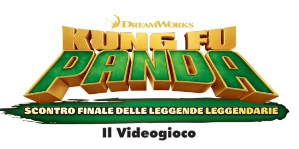 Logo del gioco Kung Fu Panda: Scontro finale delle leggende leggendarie per Xbox 360