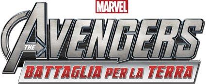 Logo del gioco Marvel Avengers: Battaglia per la Terra per Xbox 360