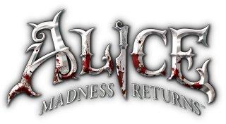 Logo del gioco Alice: madness returns per PlayStation 3