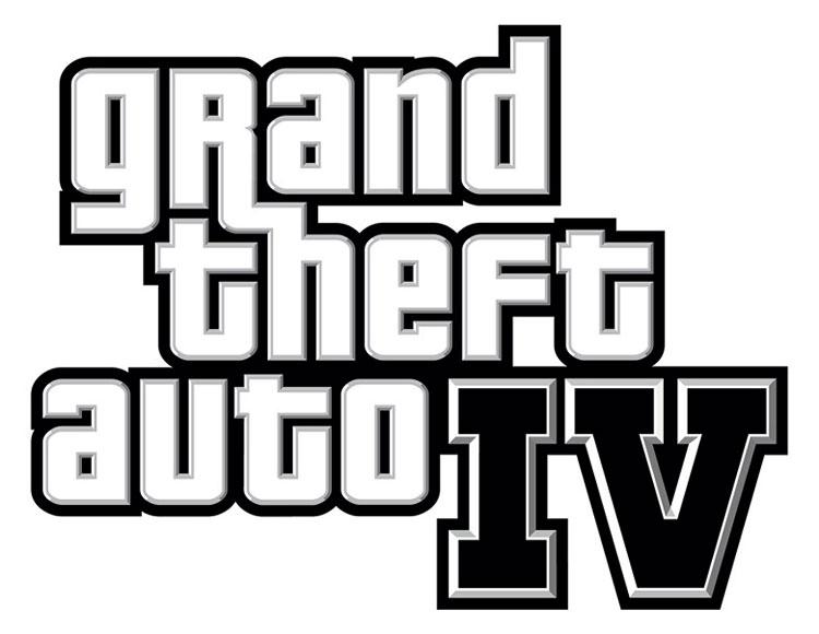 Logo del gioco Grand Theft Auto IV - GTA 4 per Playstation 3