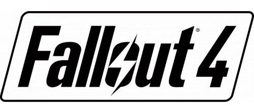 Logo del gioco Fallout 4 per Xbox One