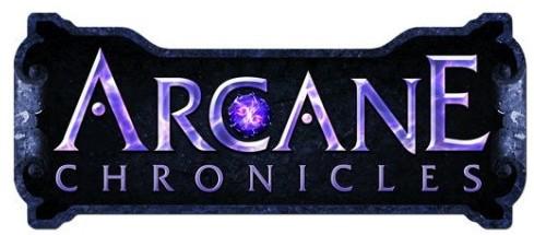 Logo del gioco Arcane Chronicles per Free2Play