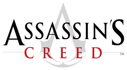 Logo del gioco Assassin's Creed per Xbox 360