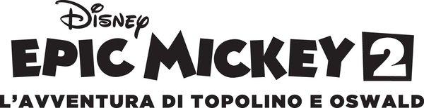 Logo del gioco Epic Mickey 2: L'Avventura di Topolino e Oswald per PSVITA