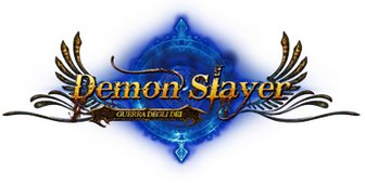 Logo del gioco Demon Slayer per Free2Play
