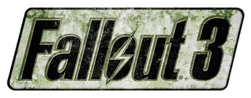 Logo del gioco Fallout 3 per Xbox 360
