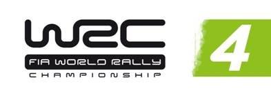 Logo del gioco WRC 4 per Xbox 360