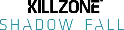 Logo del gioco Killzone: Shadow Fall per PlayStation 4