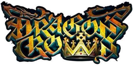 Logo del gioco Dragon's Crown per PlayStation 3