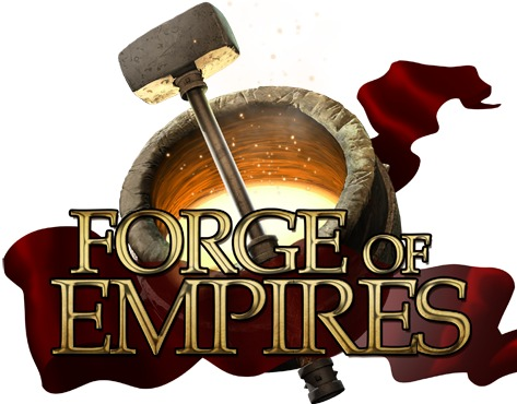 Logo del gioco Forge of Empire per Free2Play