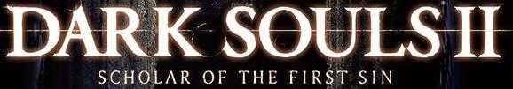Logo del gioco Dark Souls II: Scholar of the First Sin per Xbox 360