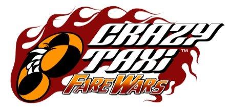 Logo del gioco Crazy Taxi: Fare Wars per PlayStation PSP
