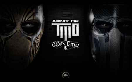 Logo del gioco Army of Two: The Devil's Cartel per Playstation 3