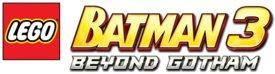 Logo del gioco LEGO Batman 3: Gotham e Oltre per Nintendo 3DS