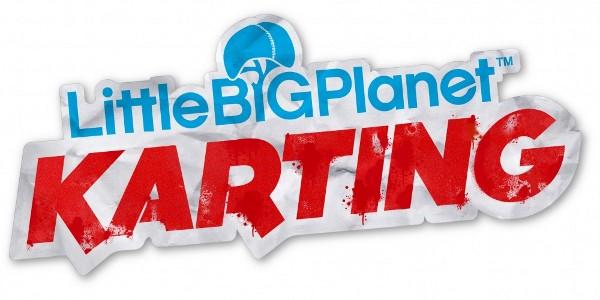 Logo del gioco LittleBigPlanet Karting per PlayStation 3