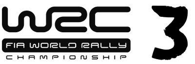 Logo del gioco WRC 3 per PSVITA