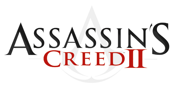 Logo del gioco Assassin's Creed 2 per Xbox 360