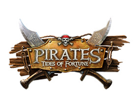 Logo del gioco Pirates: Tides of Fortune per Free2Play