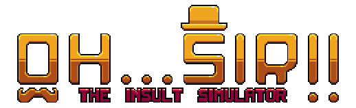 Logo del gioco Oh...Sir!! The Insult Simulator per Xbox One