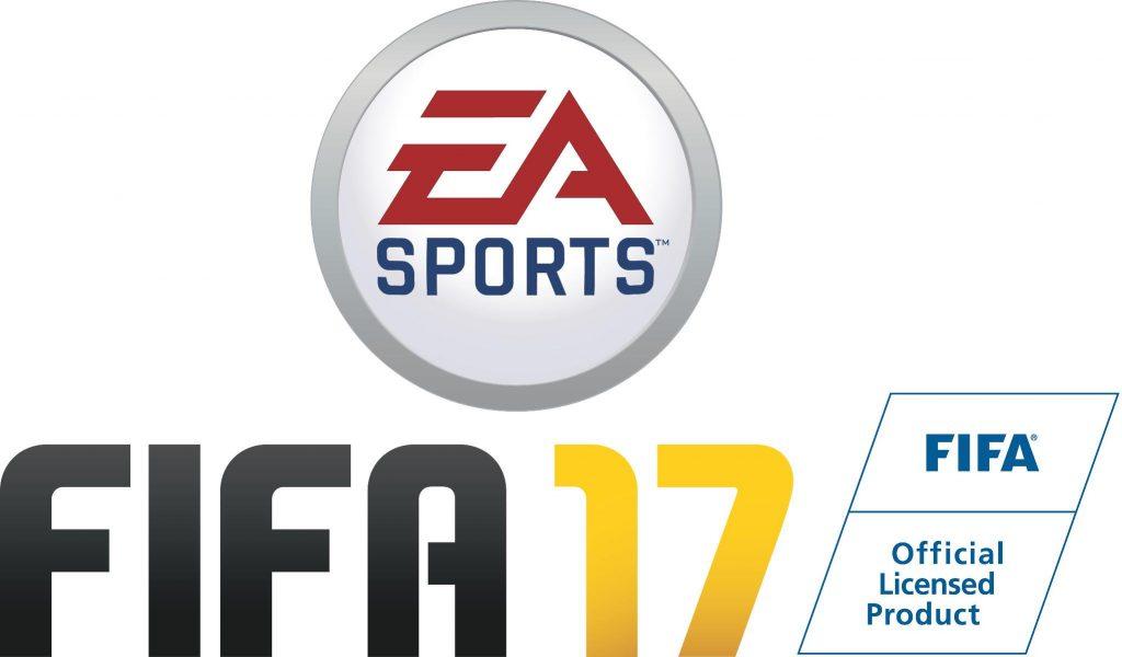 Logo del gioco FIFA 17 per Playstation 3