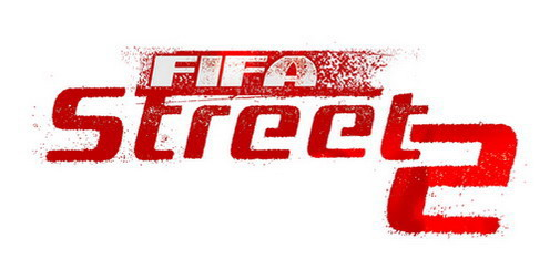 Logo del gioco FIFA Street 2 per Playstation PSP