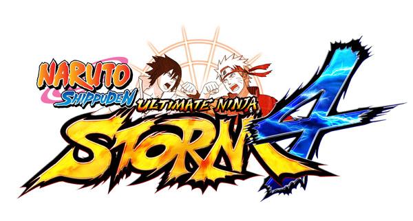 Logo del gioco Naruto Shippuden: Ultimate Ninja Storm 4 per Xbox One
