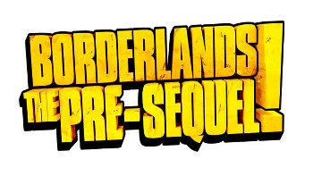 Logo del gioco Borderlands: The Pre-Sequel per Xbox 360