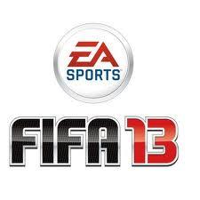 Logo del gioco FIFA 13 per Nintendo Wii