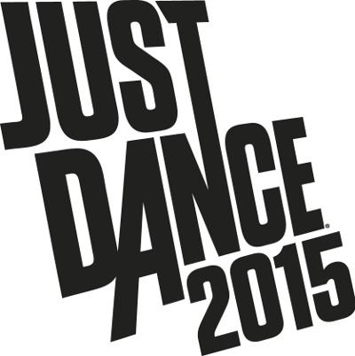 Logo del gioco Just Dance 2015 per Nintendo Wii