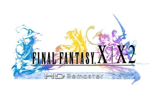 Logo del gioco Final Fantasy X/X-2 HD Remaster per PlayStation 3