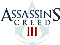 Logo del gioco Assassin's Creed III per Xbox 360