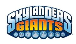 Logo del gioco Skylanders Giants per Nintendo 3DS