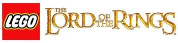 Logo del gioco LEGO Il Signore degli Anelli per PSVITA