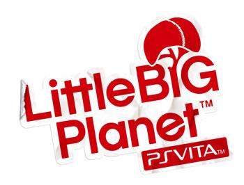 Logo del gioco LittleBigPlanet per PSVITA