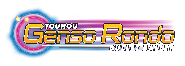 Logo del gioco Touhou Genso Rondo: Bullet Ballet per Playstation 4