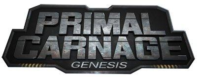 Logo del gioco Primal Carnage: Genesis per PlayStation 4