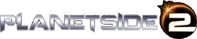 Logo del gioco Planetside 2 per Free2Play