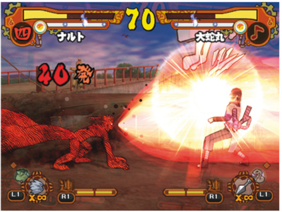 Foto 29077 per Naruto Shippuden Ultimate Ninja 5